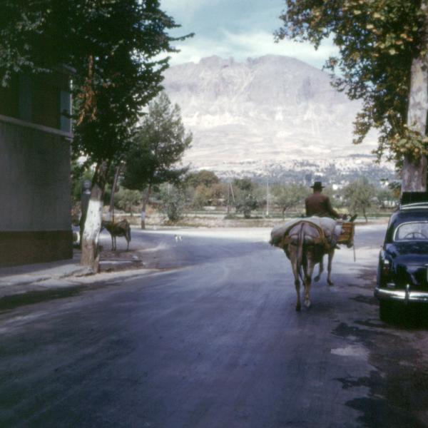 Country Road, Baza Almeria Oct. 1960 10 x 10